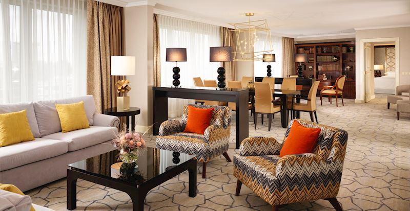 Sheraton Warsaw Hotel