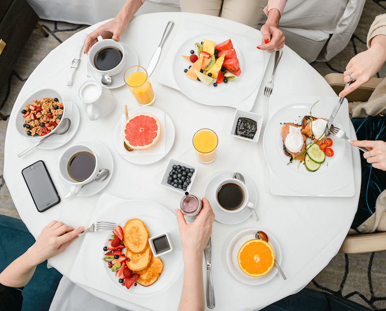 Zarezerwuj pobyt ze śniadaniem