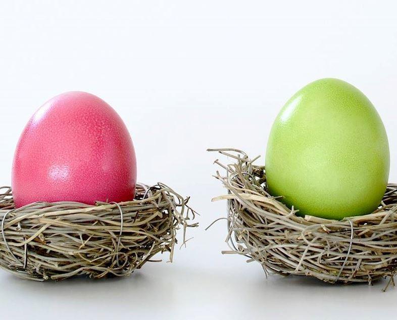Takeaway Easter